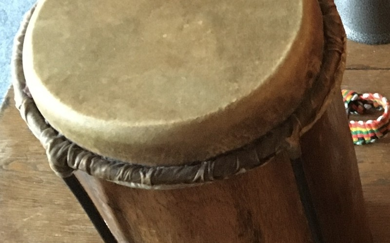 DIY Akete drum