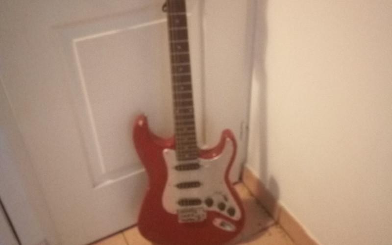 Millnots Stratocaster