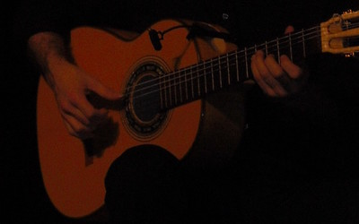 Andalusian Guitars Marcelo Barbero
