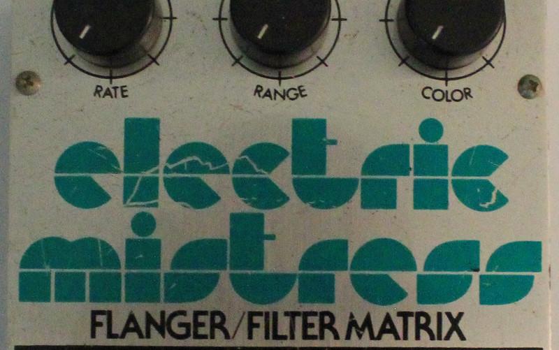 Electro Harmonix Electric Mistress 1977