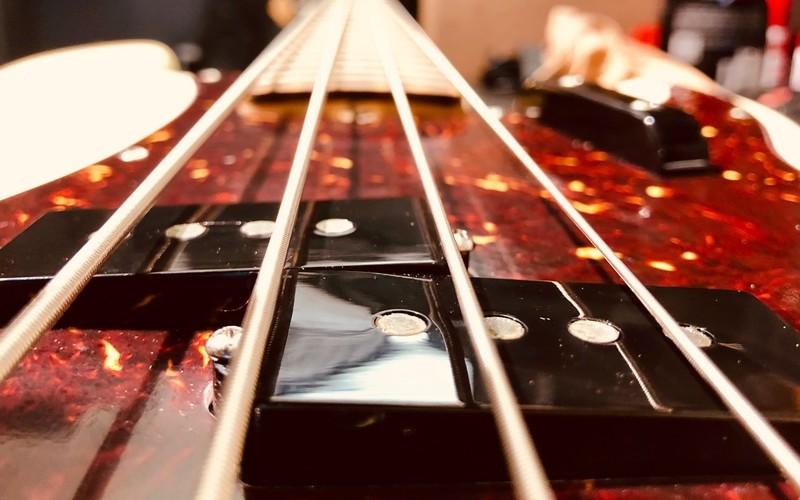 Fender 60s Precision Bass (USA)