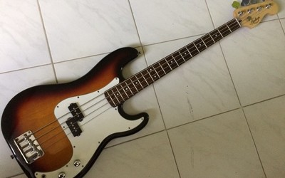Hudson Super P-Style bass