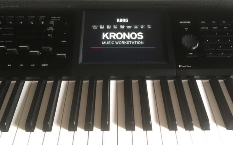 Korg Kronos 2015 (88)