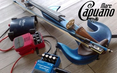 Marc Capuano Blue Violin Personnel