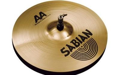Sabian AA metal-X hi-hats