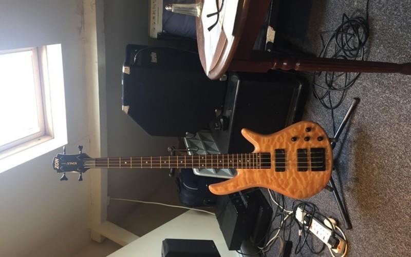 Zon Sonus 4 string bass